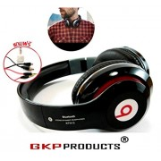 GKP Products ® Studio Wireless Over-Ear Headphone- Multi Color