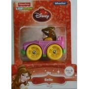 Fisher-Price Little People Wheelies Disney Belle