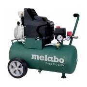 Metabo - BASIC 250-24 W - Compresor monofazat, 8 bar, 24 l
