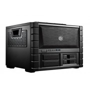 Cooler Master HAF XB EVO - Case per PC, Mini-ITX, micro-ATX, ATX, 2x USB 3.0, colore: Nero
