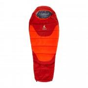 Deuter Little Star EXP Kinder Gr. uni - orange rot / - Frühling Herbst-Schlafsäcke