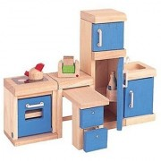 Plan Toy Doll House Kitchen - Neo Style
