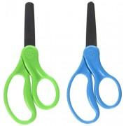 "Pack of 2!! Westcott ""For Kids"" 4+ Blunt Tip Scissors 4 Scissors per Order!!"