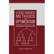 Logic-based Methods for Optimization by John Hooker