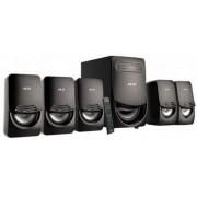 Sistem boxe 5.1 Akai SS021A-5289F, 65W, USB/SD, Telecomanda (Negru)