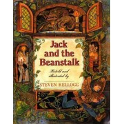 Jack and the Beanstalk by Steven Kellogg