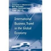 International Business Travel in the Global Economy by Ben Derudder