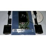 NVIDIA NVS 310 by PNY 512MB DDR3 PCI Express Gen 2 x16 DisplayPort 1.2 Multi-Display Professional Graphics Board VCNVS310DP-PB
