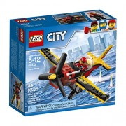 LEGO City Great Vehicles Race Plane 60144 Building Kit