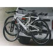 Suport MOPAR pt. 2 Biciclete cu prindere pe Roata de Rezerva Jeep CJ and Wranglers
