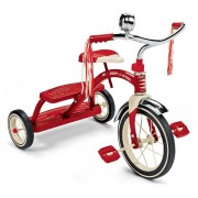 New Radio Flyer Classic Red Dual Deck Trike Tricycle Ride On Kid's Bike Toddler by Greenland Love