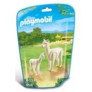 Playmobil 6647 - Alpaka con Cucciolo