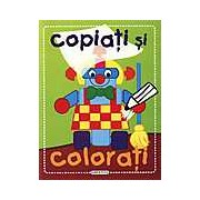 Copiati si colorati - Robot