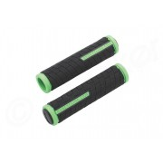 BBB DualGrip BHG-06 125mm kerékpár kormánymarkolat fekete-zöld