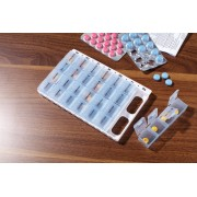 Organizator pentru medicamente zilnic-saptamanal
