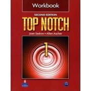 Top Notch 1 Workbook: 1 by Allen Ascher