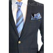 Cravata + Batista + Butoni 6500