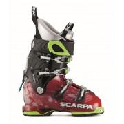 Scarpa Freedom Sl Wmn - Scarlet/White - Ski Boots 27