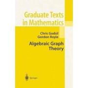 Algebraic Graph Theory by Chris Godsil