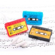 REPRODUCTOR MP3 CASSETTE