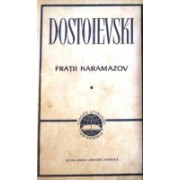 Fratii Karamazov, vol. 1, 2