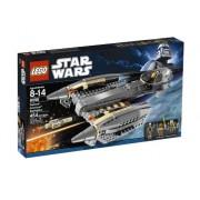 LEGO Star Wars General Grievous Starfighter - juegos de construcción (Película, Multicolor)