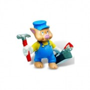Figurina Little Pigs Mechanic