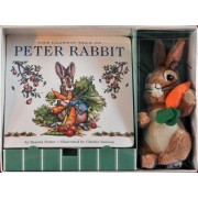 The Peter Rabbit Gift Set: Including a Classic Board Book and Peter Rabbit Plush [With Peter Rabbit Plush]