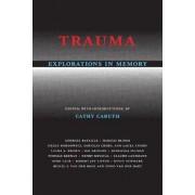 Trauma by Cathy Caruth