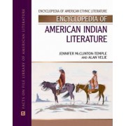 Encyclopedia of American Indian Literature by Jennifer McClinton-Temple