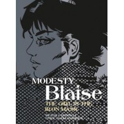 Modesty Blaise: Girl in the Iron Mask by Peter O'Donnell