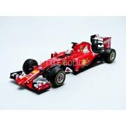 Bburago - 1/18 - Ferrari - Sf15-T F1 - Vettel 2015 - 16801v-Bburago