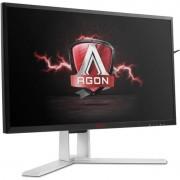Monitor LED Gaming AOC AGON AG271QG 27 inch 4ms Black Silver