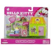 Hello Kitty Flower Shop - 7 Pieces