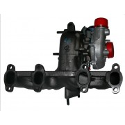 Nové turbodmychadlo Garrett 713673 VW Bora 1.9 TDI 81/85kW