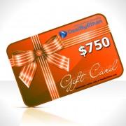 Gift Certificate $750 Menswear Gift Ideas