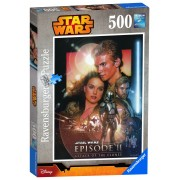 Ravensburger puzzle star wars, ep. II, 500 piese