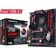 Gigabyte GA-Z170X-Gaming 5-EU Intel® Z170 Express Chipset LGA1151 ATX