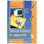 Tehnologia informatiei si a comunicatiilor cls 10 SAM - Mariana Milosescu