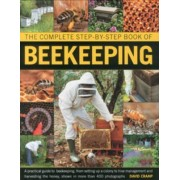 The Complete Step-by-step Book of Beekeeping by David Cramp