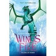 Tui T. Sutherland Talons of Power (Wings of Fire, Book 9)