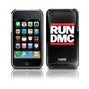 Run Dmc Iphone Cover 3G/3GS - Logo. Emi Music officially licensed product.