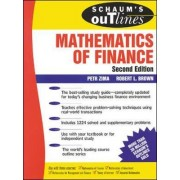 Schaum's Outline of Mathematics of Finance by Petr Zima