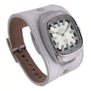 EOS New York RINGLEADER Watch White 87L