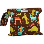 Snuggy Baby Wet Bag - Dino Dudes