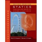 Statics by Sheri D. Sheppard