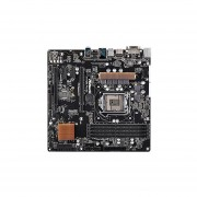 ASRock Motherboard Micro ATX DDR4 H170M PRO4S