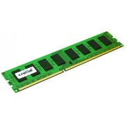 Crucial 4GB DDR3 1600 MT/s CL11 PC3-12800 UDIMM 240pin ECC