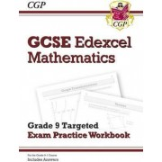 New GCSE Maths Edexcel Grade 9 Targeted Exam Practice Workbook (Includes Answers) by CGP Books