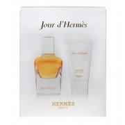 Hermes Jour D´Hermes 50Ml Edp 50Ml + 30Ml Body Lotion Per Donna (Eau De Parfum)